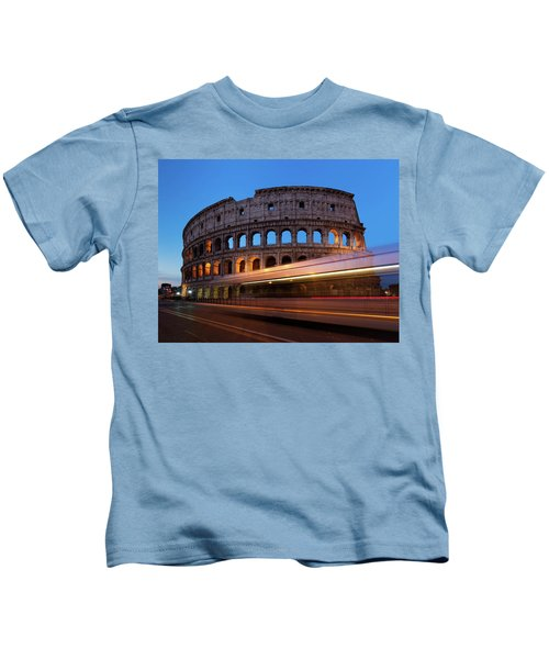 Colosseum Rush Kids T-Shirt