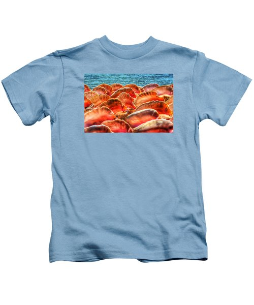 Conch Parade Kids T-Shirt