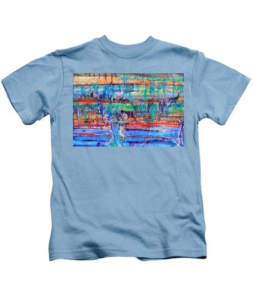 Convection Diffusion Kids T-Shirt