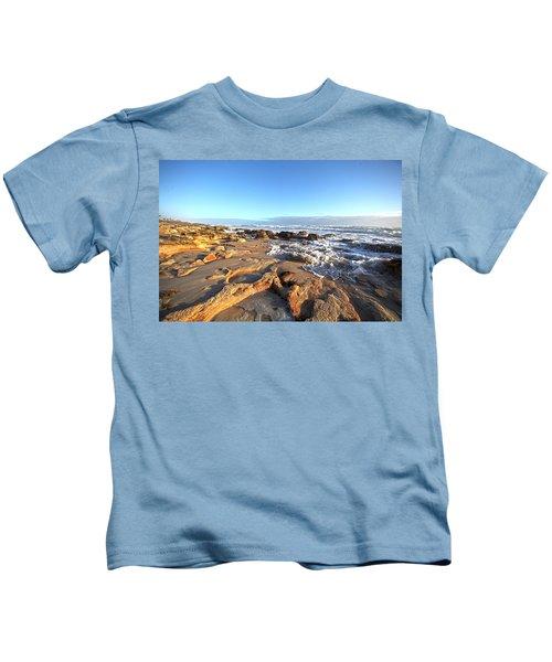 Coquina Carvings Kids T-Shirt