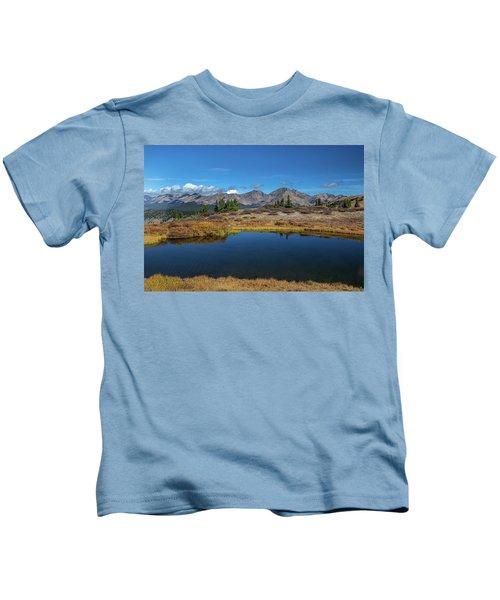 Cottonwood Pond Kids T-Shirt