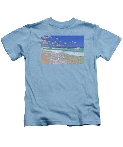 Cozumel Paradise Kids T-Shirt