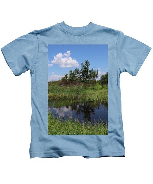 Crex Meadows Kids T-Shirt