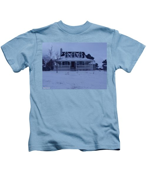Dahl House Kids T-Shirt