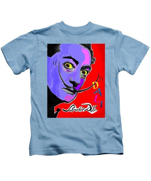 Dali Dali Kids T-Shirt