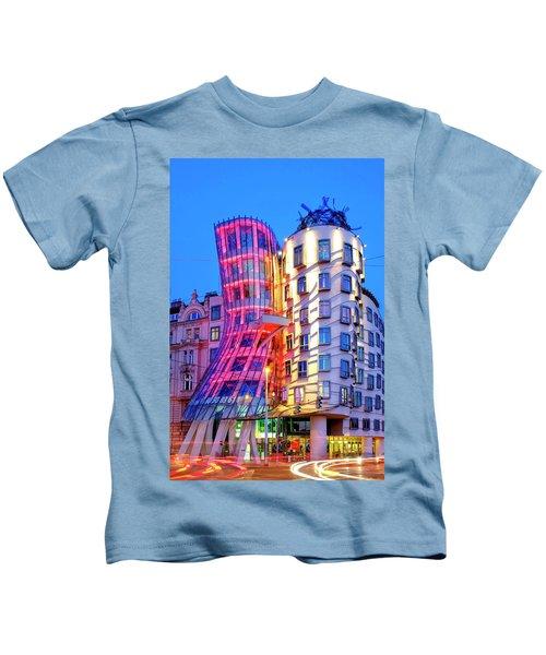 Dancing House Kids T-Shirt