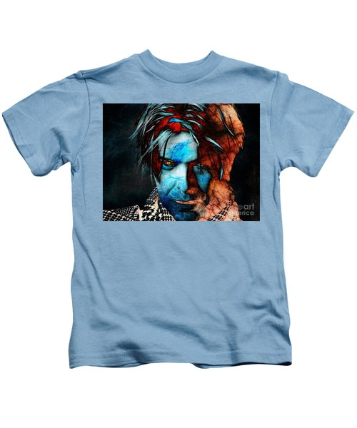David Bowie / Keep Your 'lectric Eye On Me, Babe Kids T-Shirt