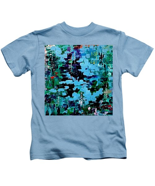 Deep Pool  Kids T-Shirt