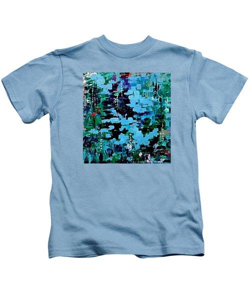 Deep Pool  Kids T-Shirt