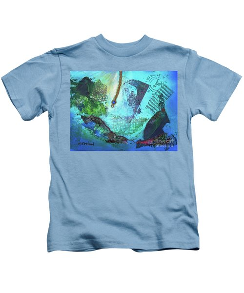 Deep Sea Life Kids T-Shirt