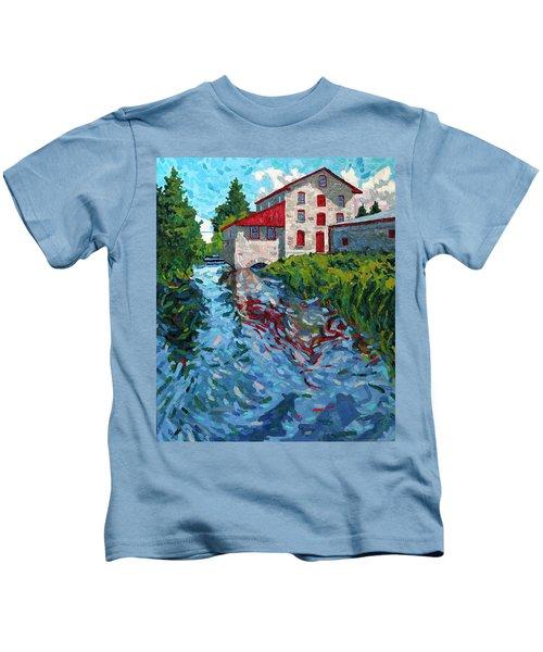 Delta Morning Kids T-Shirt