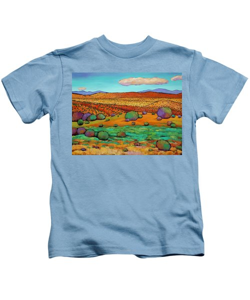 Desert Day Kids T-Shirt
