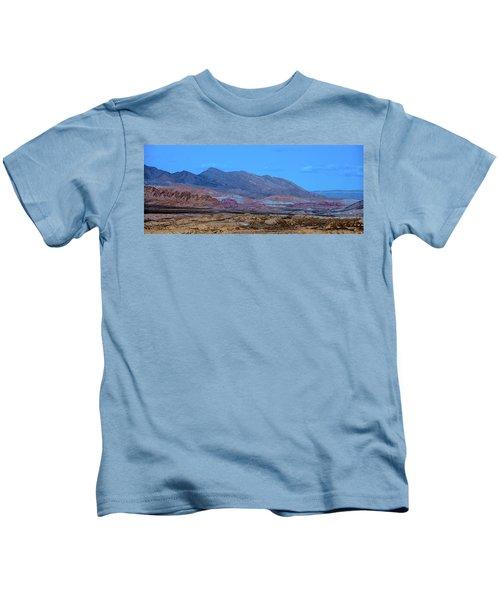 Desert Night Kids T-Shirt