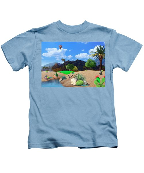 Desert Splendor Kids T-Shirt