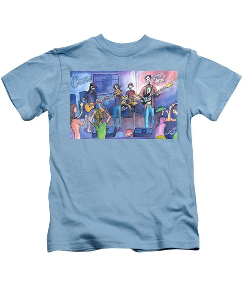 Dewey Paul Band Kids T-Shirt