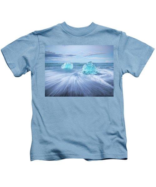 Diamond In The Rough. Kids T-Shirt