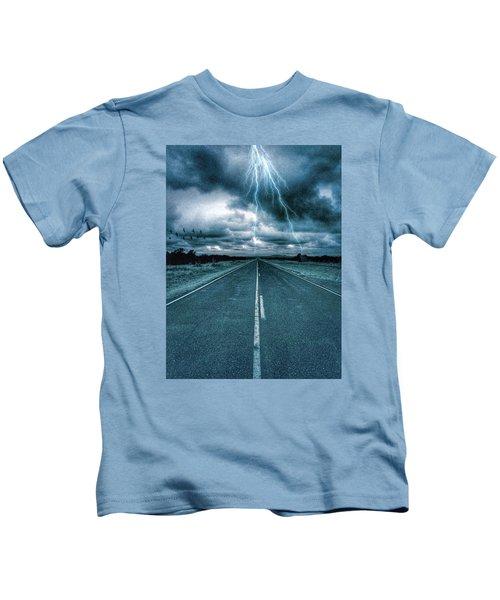 Doomsday Road Kids T-Shirt