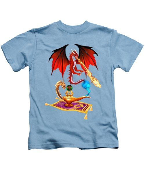 Dragon Genie Kids T-Shirt