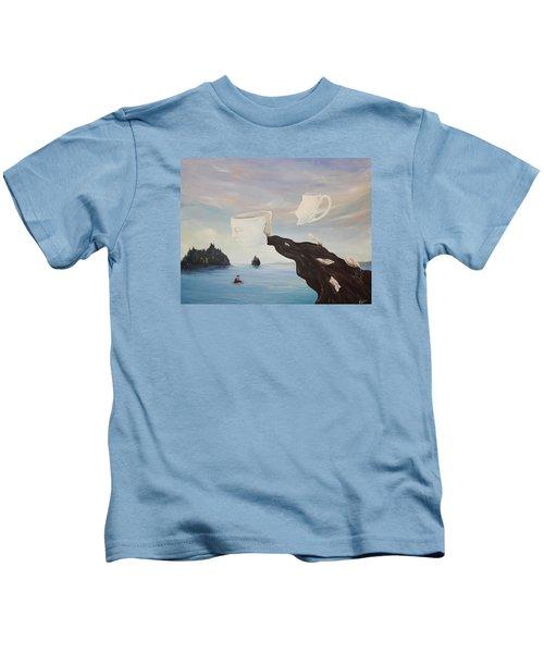 Dream Commute Kids T-Shirt