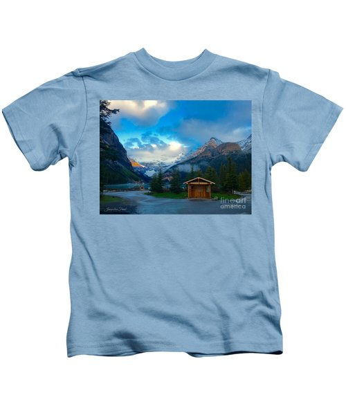 Early Moody Morning Kids T-Shirt