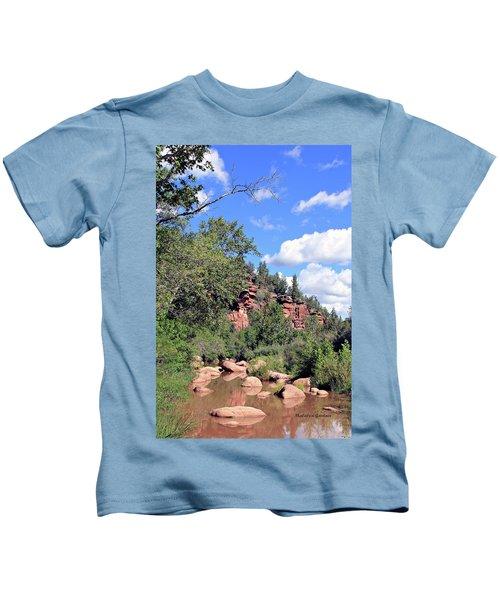 East Verde Summer Crossing Kids T-Shirt