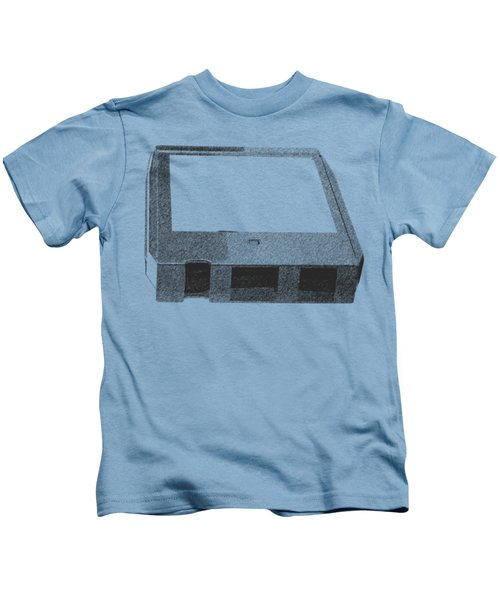 Eight Track Tape Tee Kids T-Shirt