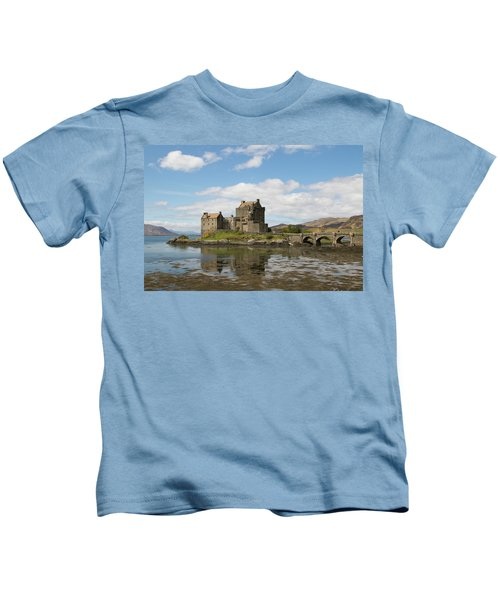 Eilean Donan Castle - Scotland Kids T-Shirt