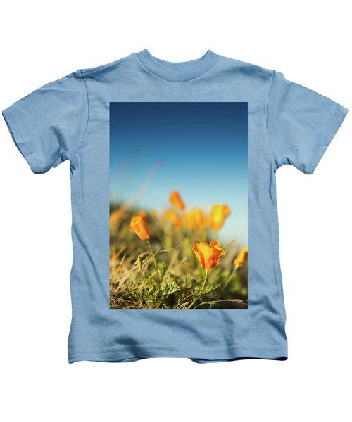 El Paso Poppies Kids T-Shirt