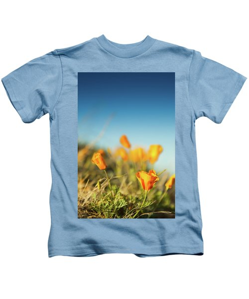 El Paso Poppies Kids T-Shirt