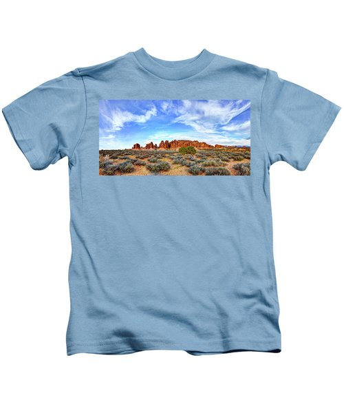 Elephant Butte Kids T-Shirt