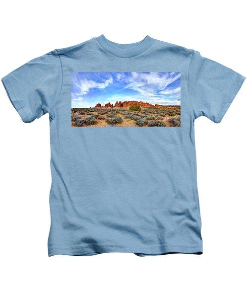 Elephant Butte Kids T-Shirt