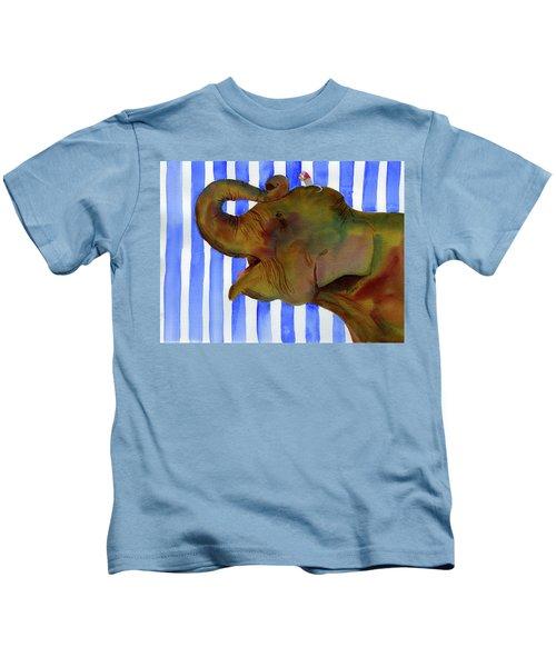 Elephant Joy Kids T-Shirt