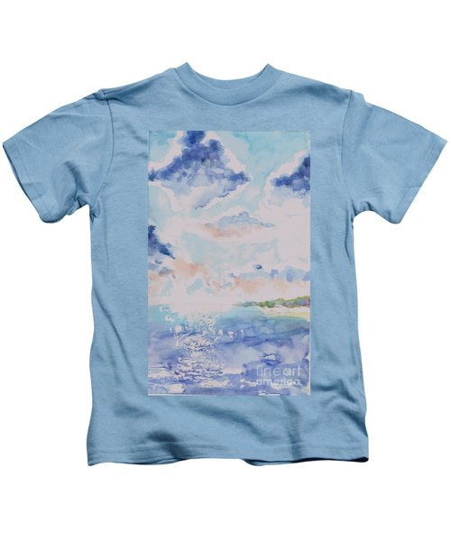Emerging Sun 2 Kids T-Shirt