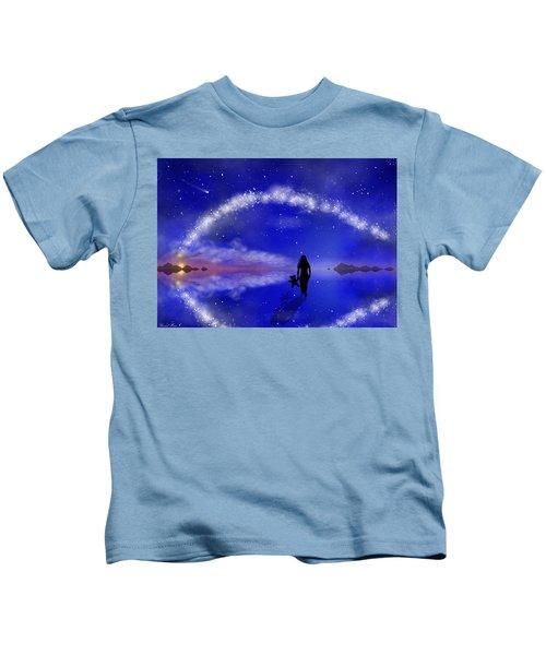 Emily's Journey Part 1 Kids T-Shirt