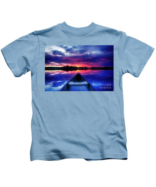 End Of Day Kids T-Shirt