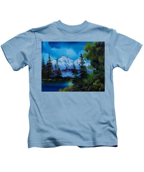 End Of Winter Kids T-Shirt