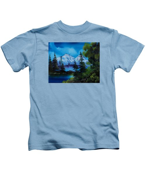 End Of Winter Kids T-Shirt
