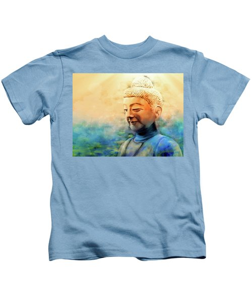 Enlightened One Kids T-Shirt