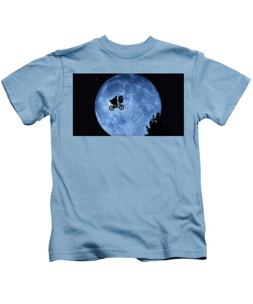 E.t. The Extra-terrestrial Kids T-Shirt