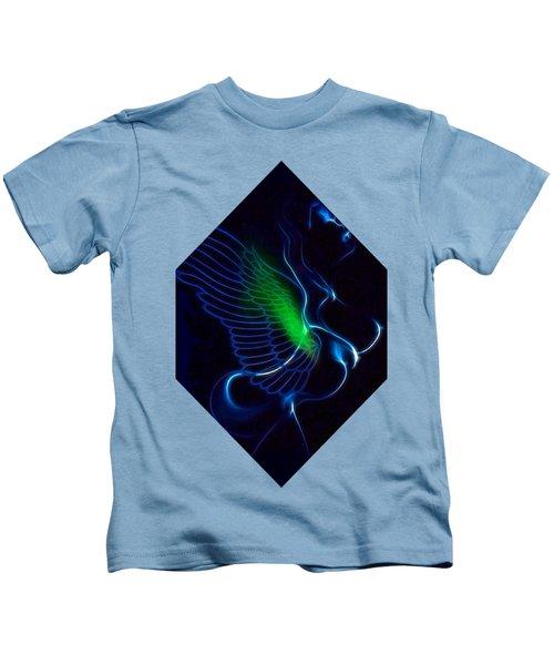 Ethnic Wing T-shirt Kids T-Shirt