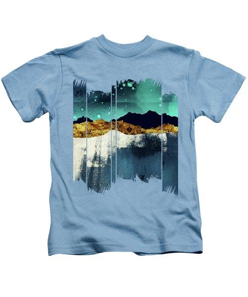 Evening Stars Kids T-Shirt