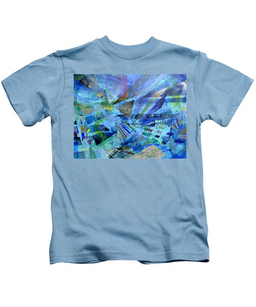 Excursions Of Vision Kids T-Shirt