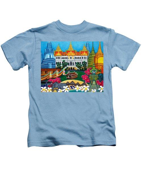 Exotic Bangkok Kids T-Shirt