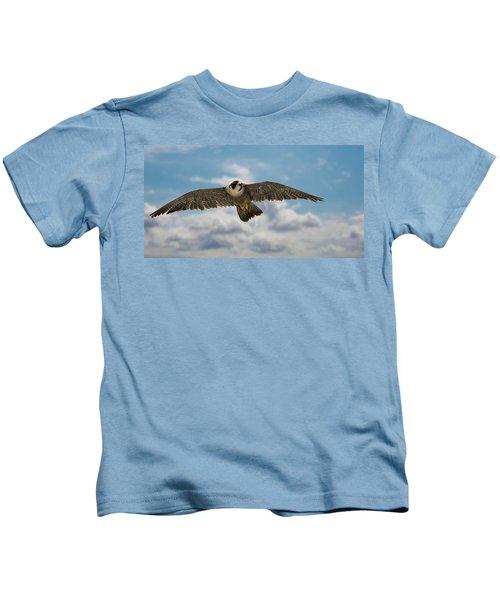 Eyes In The Sky Kids T-Shirt
