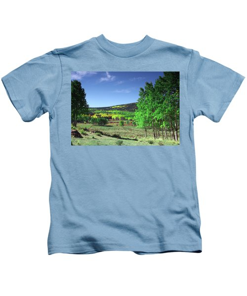 Faafallscene106 Kids T-Shirt