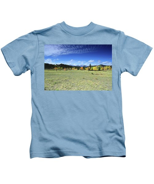 Faafallscene111 Kids T-Shirt
