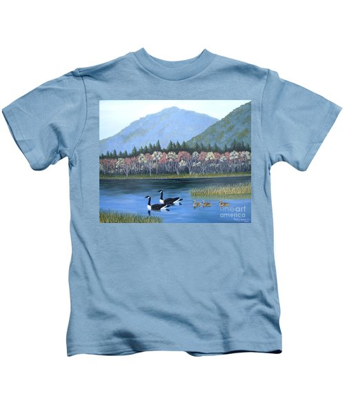 Family Outing Kids T-Shirt