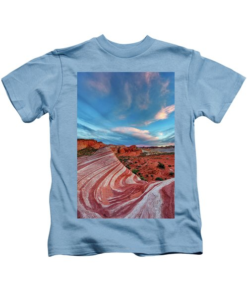 Fire Wave IIi Kids T-Shirt