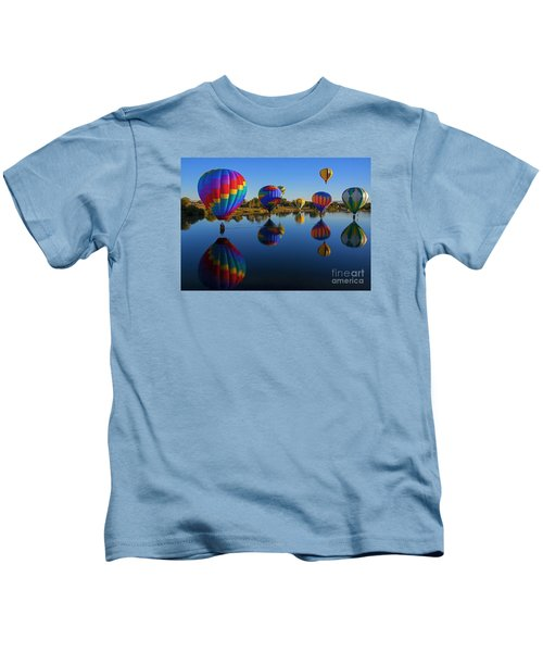 Five On The Water Kids T-Shirt