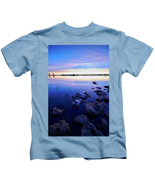 Flagstaff Morning Kids T-Shirt